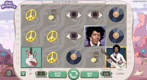 игровой автомат Jimi Hendrix
