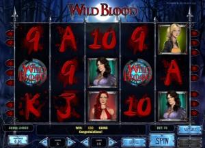 игровой автомат WildBlood