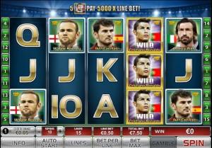 игровой автомат World Football Stars 2014