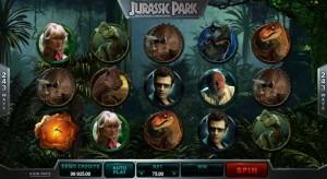 Игровые автоматы Jurassic Park