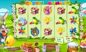 игровой автомат Easter Bunnies