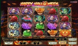 игровой автомат Happy Halloween