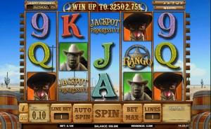 игровой автомат Jackpot Rango