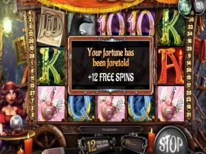 бесплатные вращения Gypsy Rose free spins