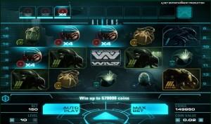 Игровой автомат Alien