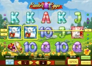 игровой автомат Easter Eggs